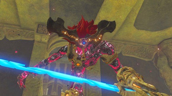 Waterblight Ganon in Legend of Zelda