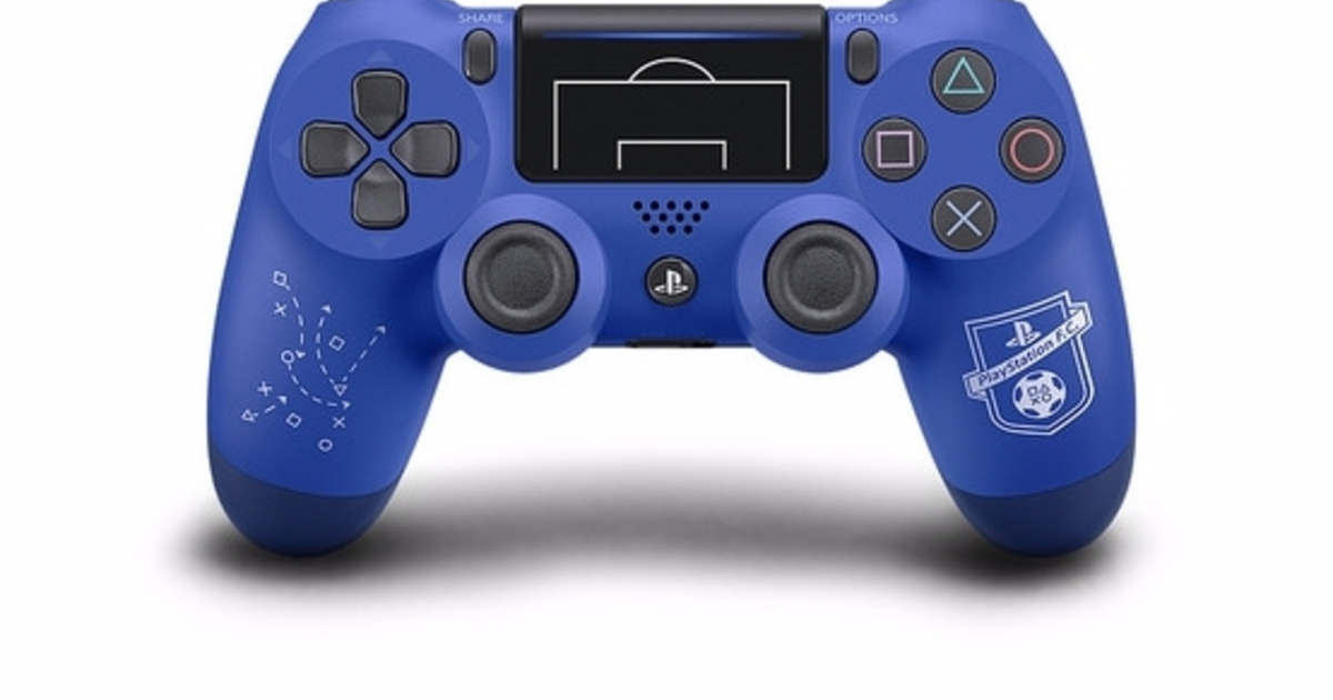 Theres An Official Football Themed PS4 Controller