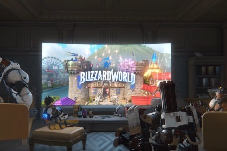 Overwatch blizzard world map layout » path decorations pictures