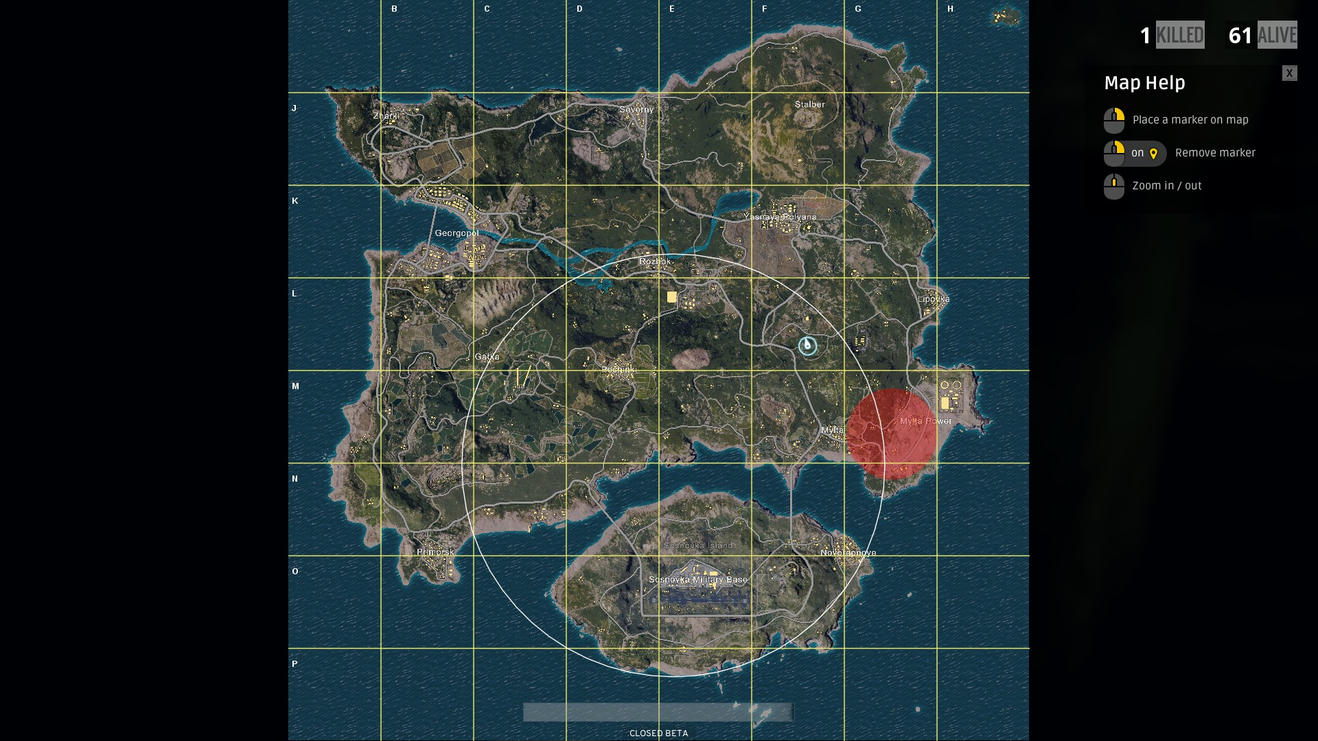 PUBG Erangel Map Guide All Weapon And Vehicle Spawn Locations On Xbox One USgamer