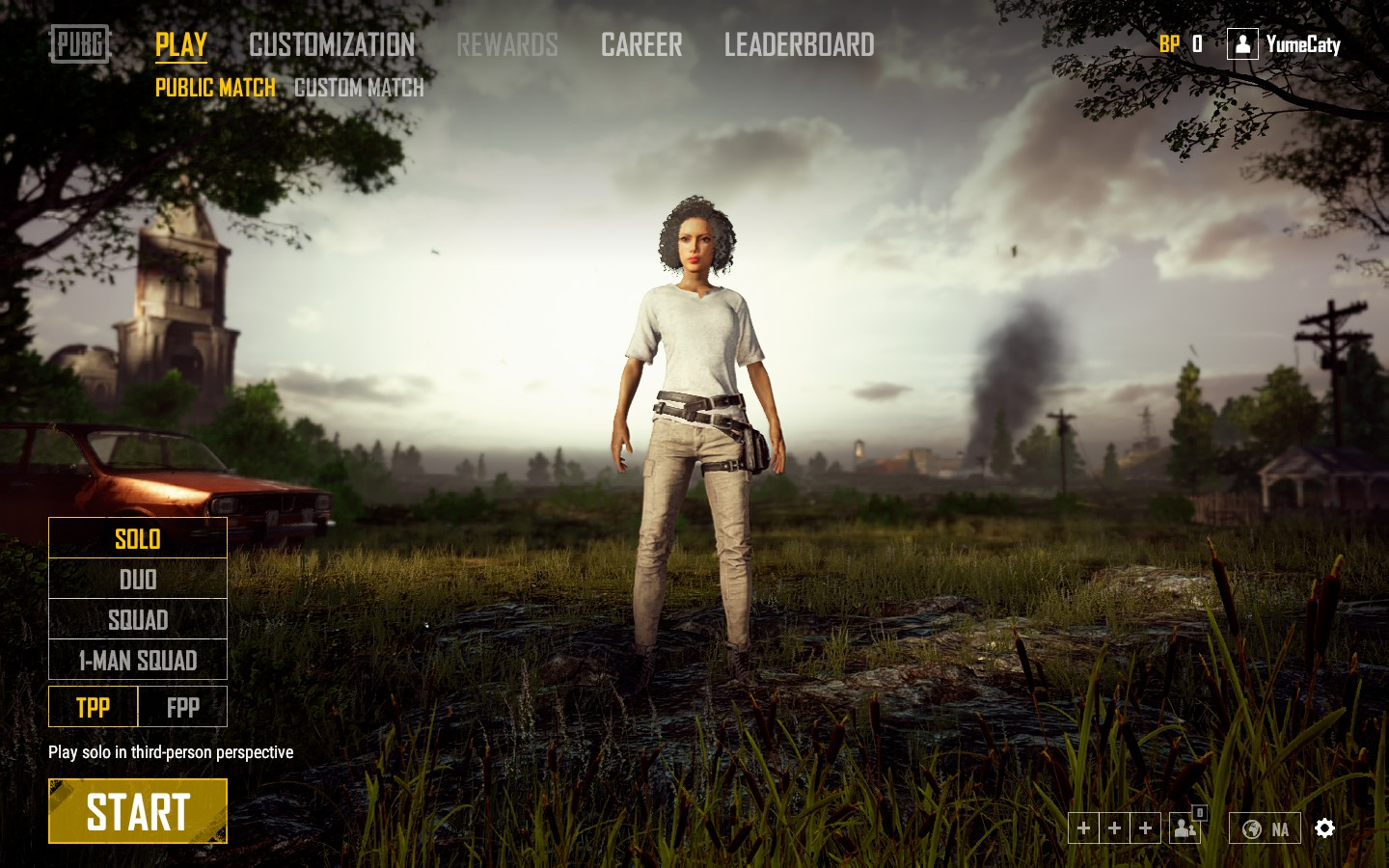 Exploring The Terrifying Unknown Of PlayerUnknowns