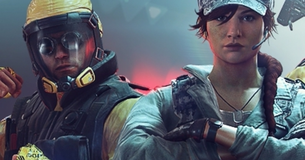 Rainbow Six Siege Players Unhappy At Timed Event With Paid