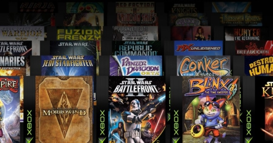 Microsoft announces new wave of backward compatible Original Xbox     Microsoft announces new wave of backward compatible Original Xbox games for  Xbox One     Eurogamer net