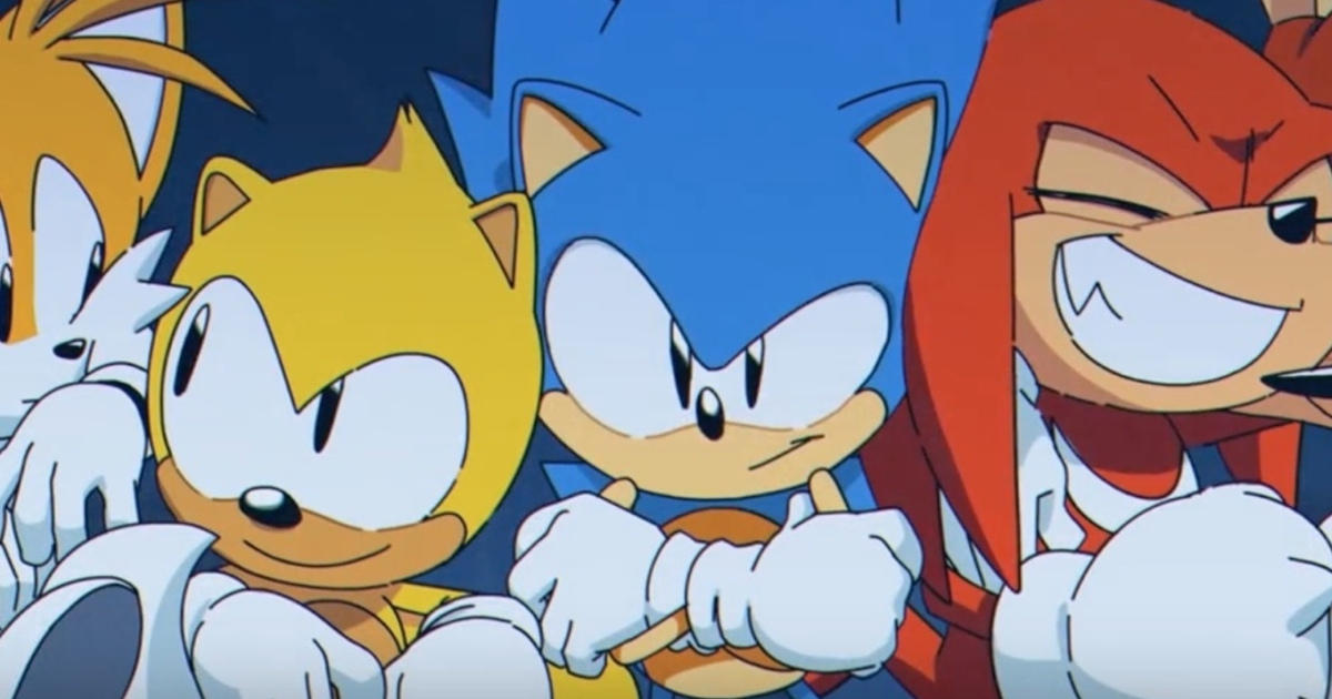 Sonic Mania Plus now has a release date     Eurogamer net