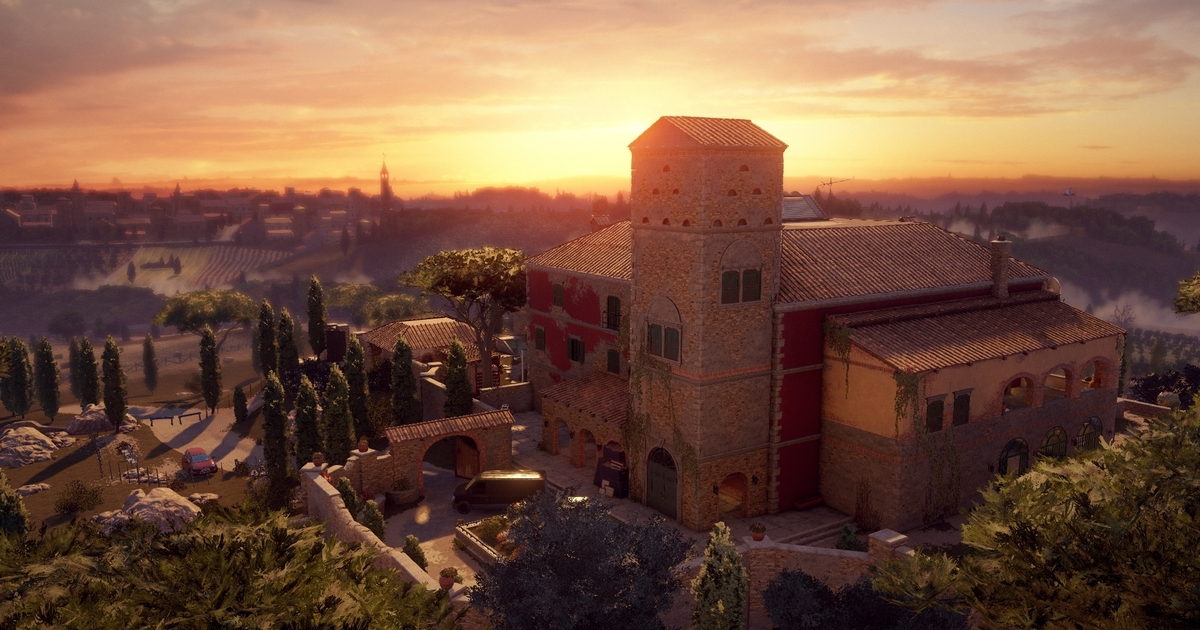 Rainbow Six Sieges Next Big Update Takes Us To Tuscany