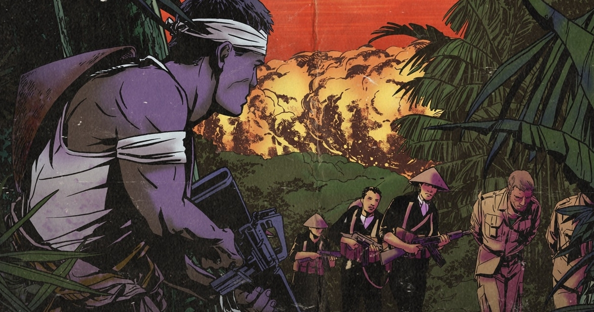 Far Cry 5s Vietnam Themed Hours Of Darkness DLC Gets A