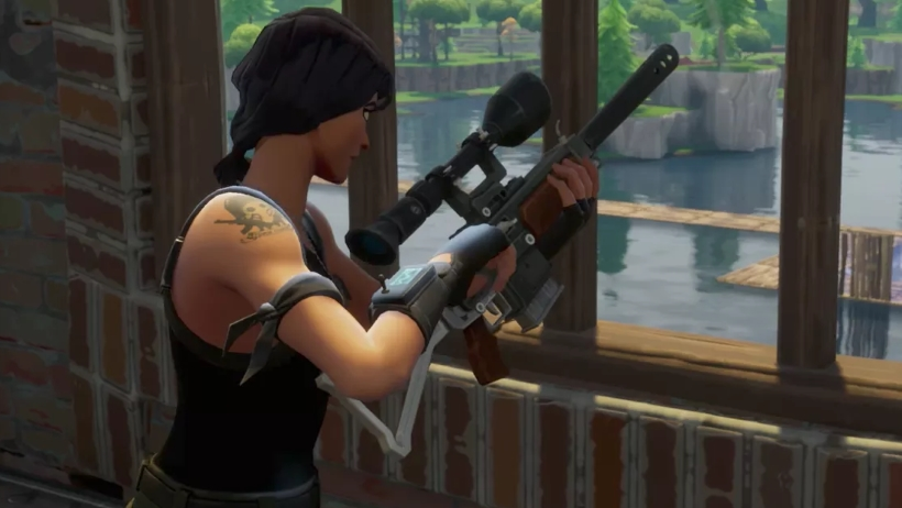 Fortnite Battle Royale All Weapons Tier List With Stats