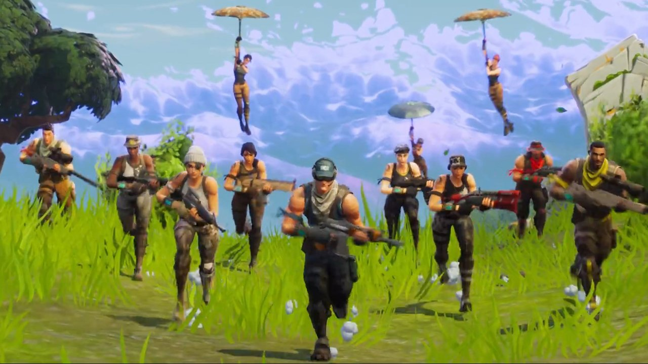Fortnite Battle Royale Squad Tips Tricks And Strategy