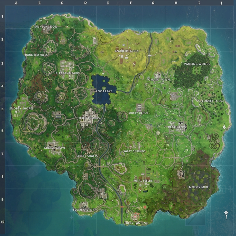 Fortnite vs PUBG   Which is better   maps  player count  mobile and     Fortnite s map is much smaller than both of PUBG s  This makes for a more  frenetic pace  with action right from the get go