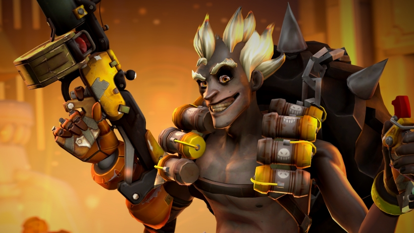 New Overwatch Patch Adds Junkrat And Mercy Nerfs And WOW Themed Content Metabomb