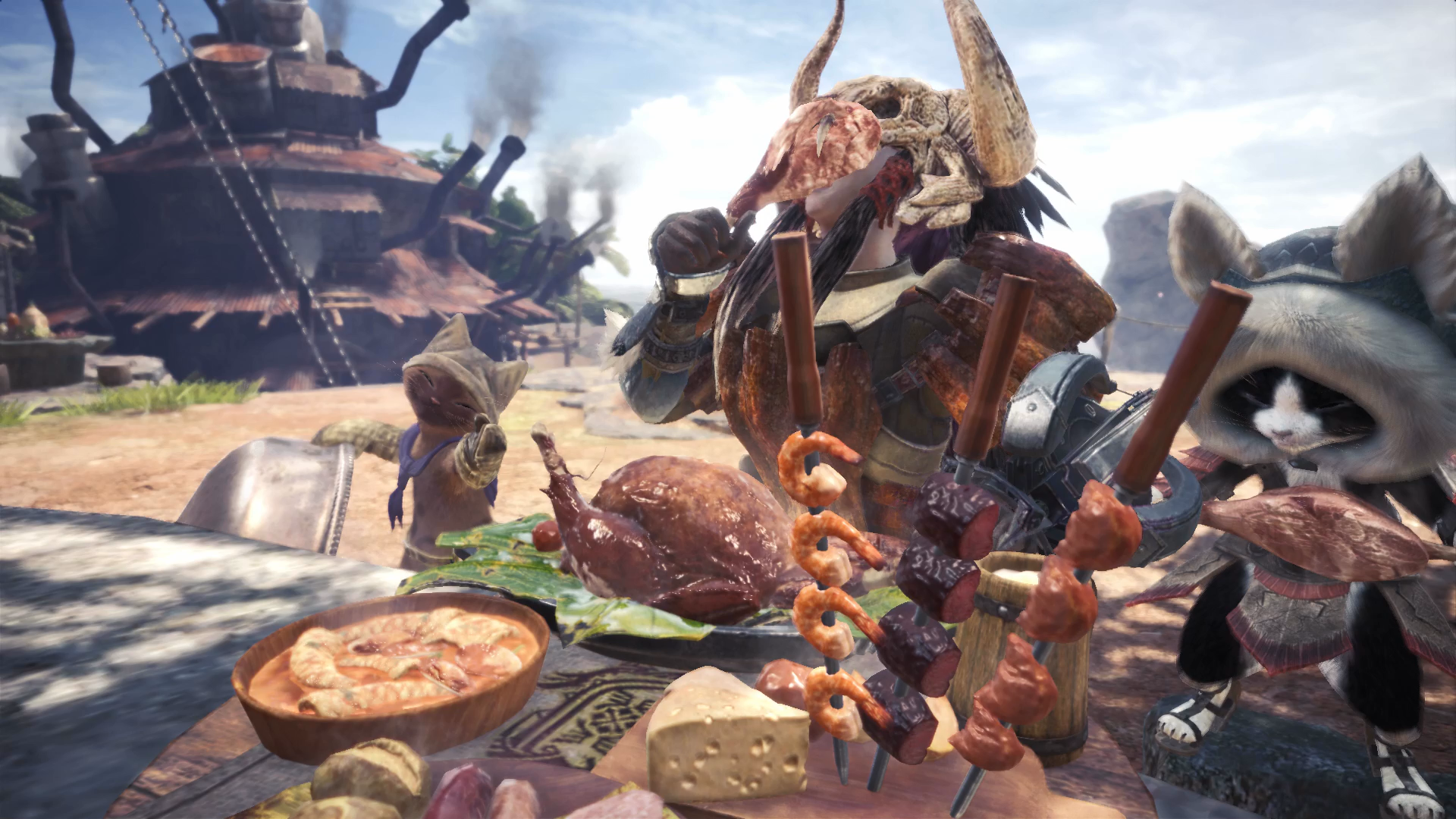 The Gateway Guide to Monster Hunter  Where Should I Start    USgamer Preparing for Battle