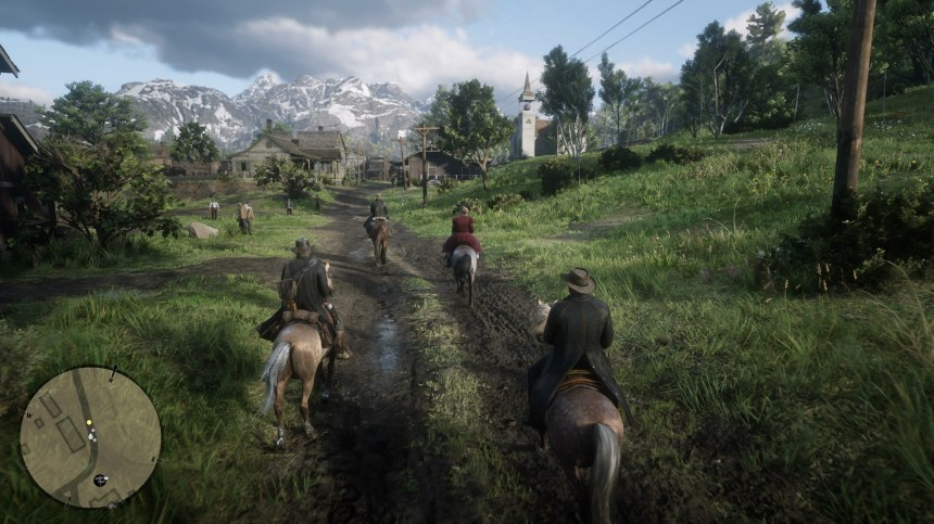 Red Dead Redemption 2 Side Quests