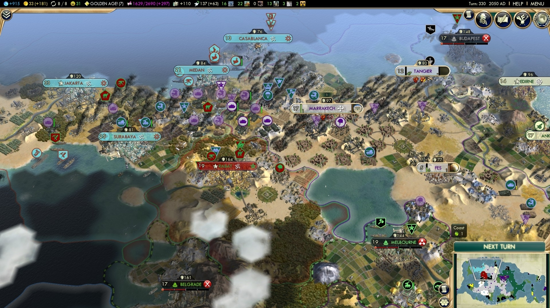 How A Five Year Game Of Civilization 5 Became A Meaningful