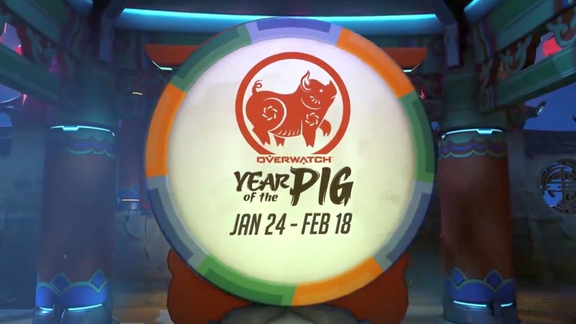 Overwatch Year Of The Pig Start Time US UK And Europe