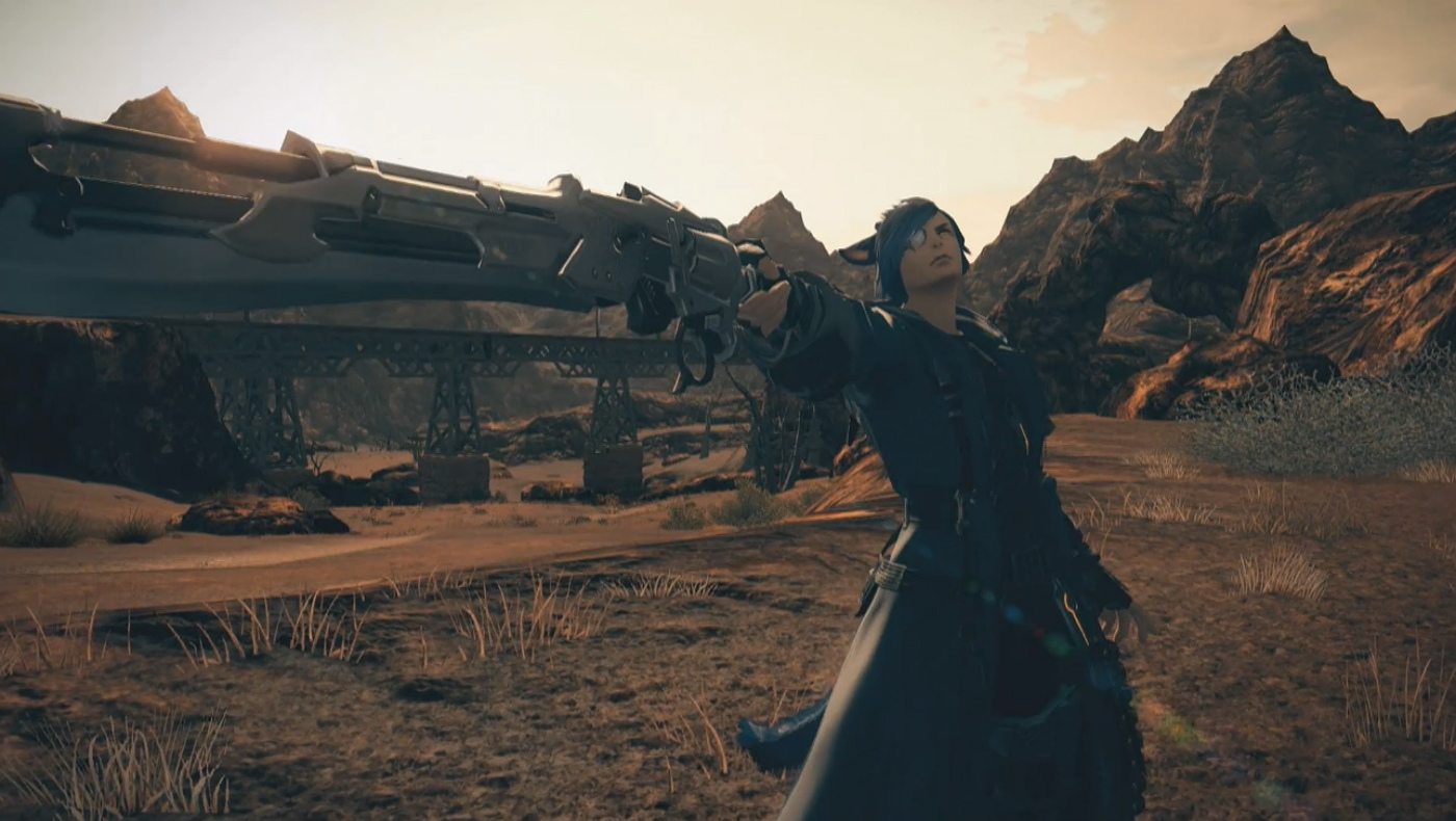 Final Fantasy 14 Is The New Hub For All Things Square Enix And Thats Fantastic USgamer