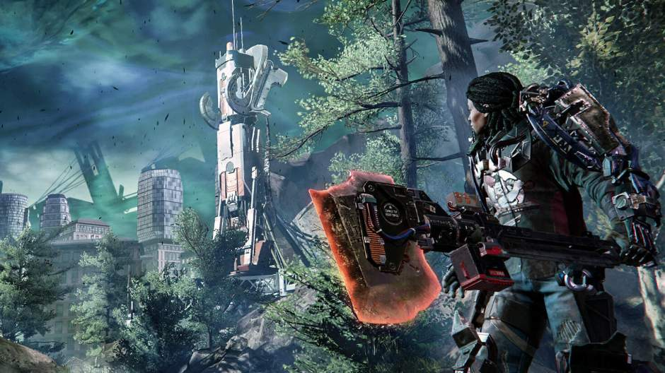 The Surge 2 Review: Deck 13 Takes a Proper Step Out of From Software's  Shadow   USgamer