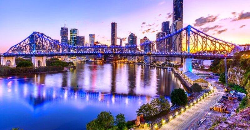 अष्ट्रेलियाको ब्रिसबेनमा ब्लु पार्टीको तयारी