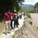 अर्थ तथा विकास समितिद्वारा क्षतिग्रस्त बेनी–जोमसोम सडकको निरिक्षण