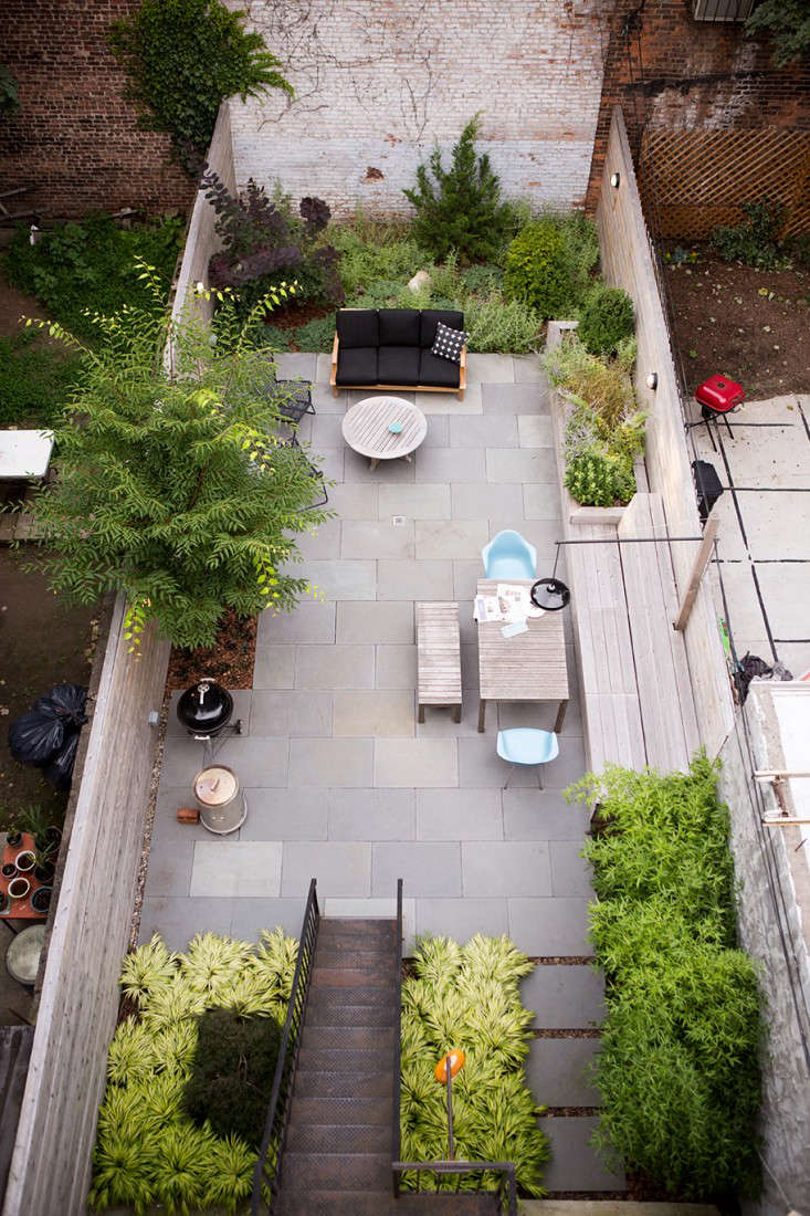 landscaping: 10 classic layouts for townhouse gardens