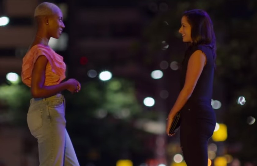 adult dating at nighttime