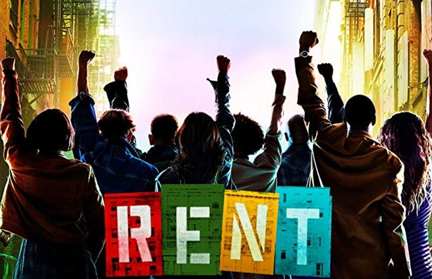 rent is a musical stuck in the past and