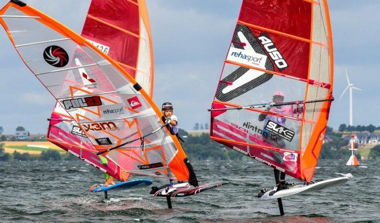 MŚ w windsurfingu foil. Triumf Allena w Pucku, Rutkowski drugi, Brzozowski trzeci