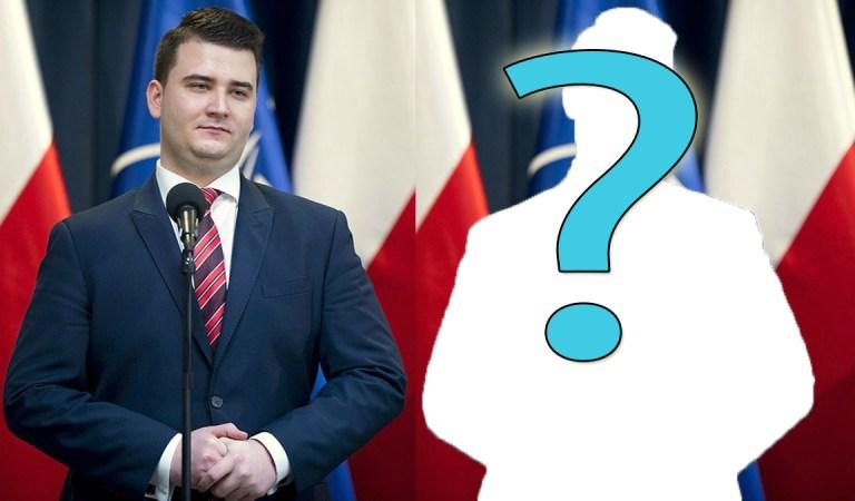 Misiewicz przeszedł lifting, nie poznacie byłego pupilka Macierewicza, tylko czekać kiedy wypłynie w którymś ministerstwie.