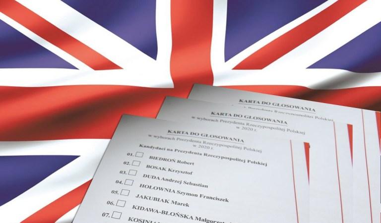 Zaginęło 15,5 tysiąca głosów z Wielkiej Brytanii – kompromitacja Ministerstwa Spraw Zagranicznych