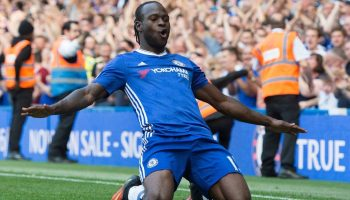 Image result for Moses pens new 2-year deal with Chelsea