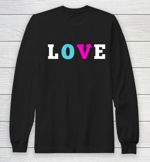Savannah Guthrie Love Long Sleeve T-Shirt