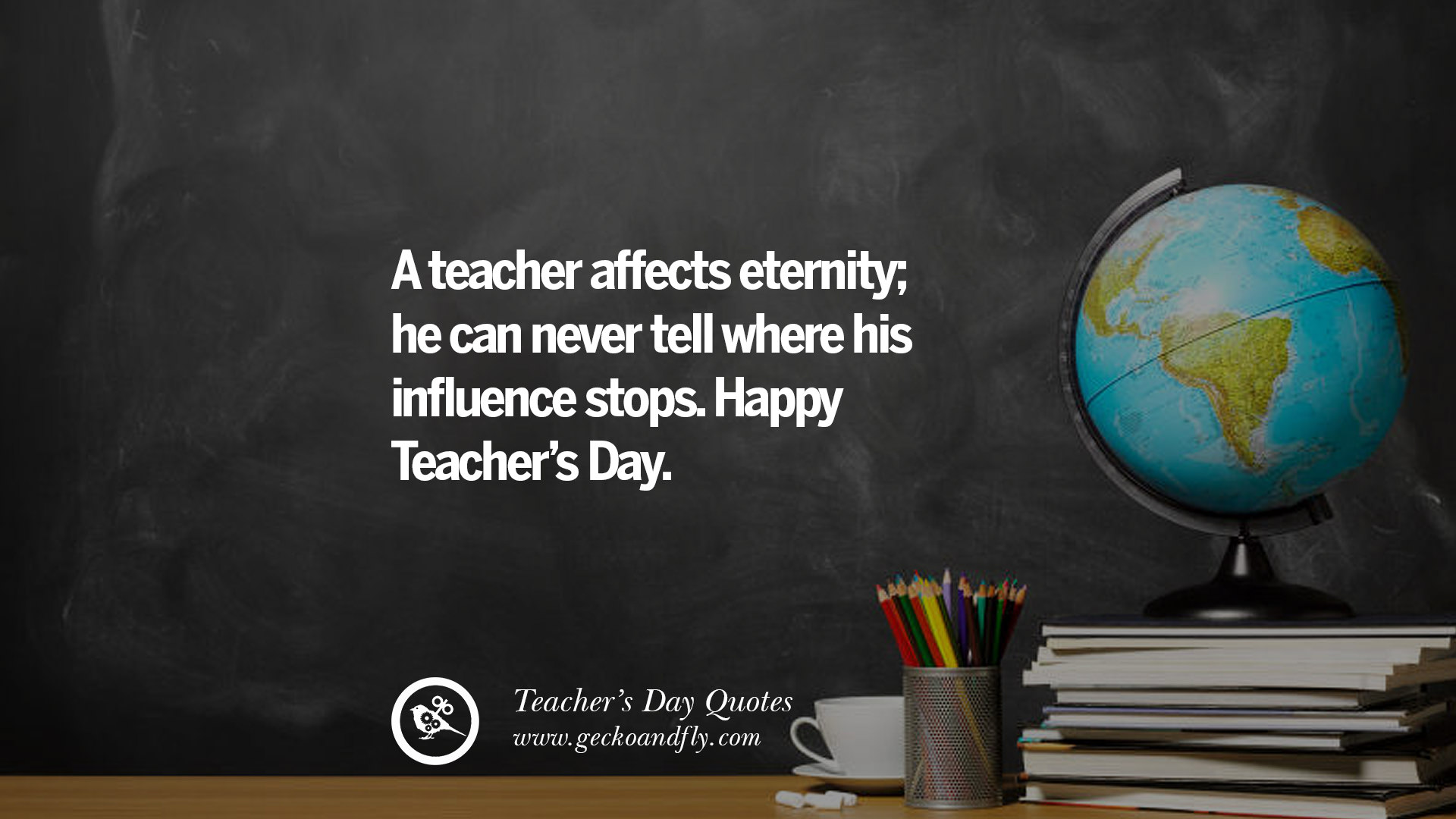 30 Happy Teachers' Day Quotes & Card Messages