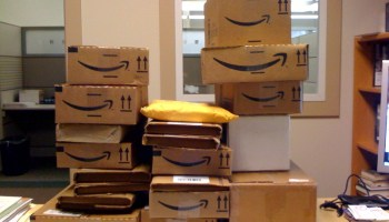 Amazon sets new holiday shopping records over a long Thanksgiving weekend and Cyber Monday