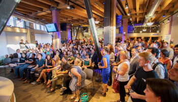 Trouble for co-working industry: Seattle Impact Hall, formerly known as Impact Hub, shuts down