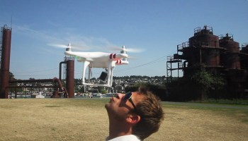FAA creates panel to come up with rules for letting drones come near innocent bystanders