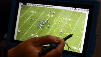 Microsoft: Surface tablets have not experienced a single failure in 2 years on NFL sidelines