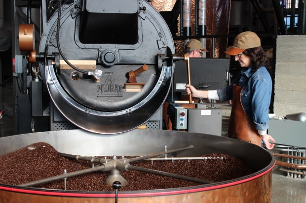 Image Result For Coffee Roasting Tour Seattle