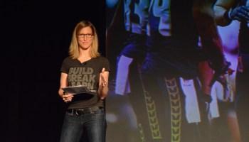 Kristen Hamilton at Startupday 2015