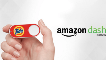 Amazon ending sales of physical Dash Buttons, one of its wackiest smart home innovations