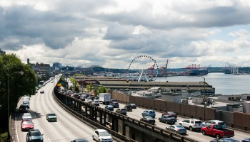 Study: Traffic in Seattle still horrible, ranks 2nd-worst in U.S. for evening rush hour congestion
