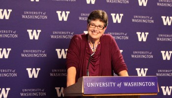 Why UW president Ana Mari Cauce is so hopeful: Students melding entrepreneurship with social good