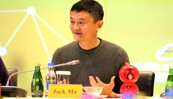 Donald Trump has 'great' meeting with Alibaba's Jack Ma about creating 1M U.S. jobs