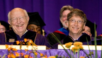 Interview: Bill Gates talks about his dad's influence on his life, the tech community and the world