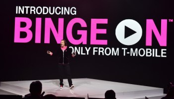 T-Mobile's 'Binge On' adds four new video services, gives customers easier toggle to turn service off