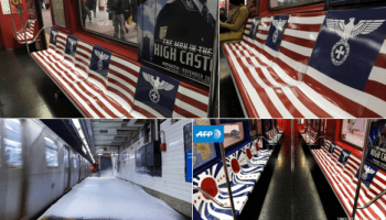 Amazon pulls its 'Man in the High Castle' ads off NYC subways