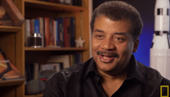 It's Millennium Falcon vs. Starship Enterprise: See which one StarTalk's Neil deGrasse Tyson picks