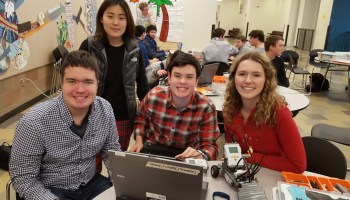 Seattle robotics club wants to be a national model for making STEM accessible to all students