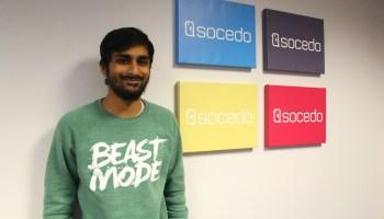 Geek of the Week: Socedo's Akash Badshah straddles the line between engineer and entrepreneur