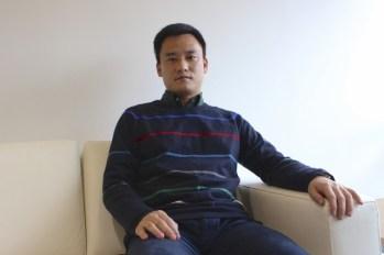Didi CTO Zhang Bo.