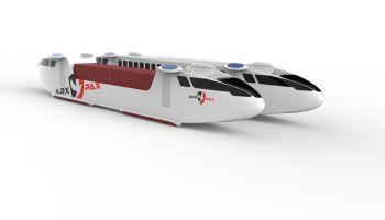 Arx Pax Hyperloop pods