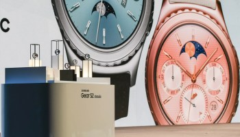 Samsung announces iOS compatibility for Gear S2 smartwatches